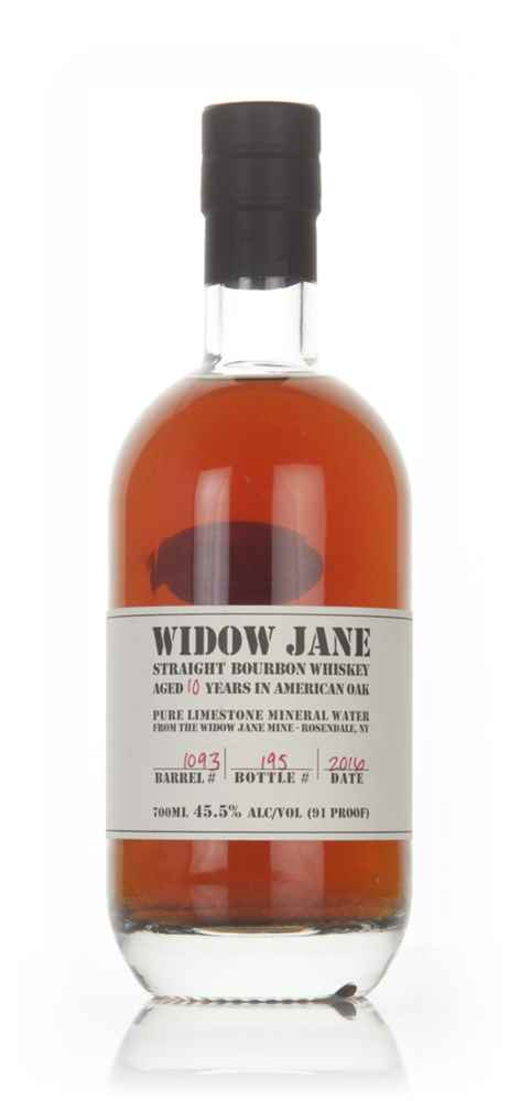 Widow Jane 10 Year Old (cask 1093) (La Maison du Whisky 60th Anniversary)
