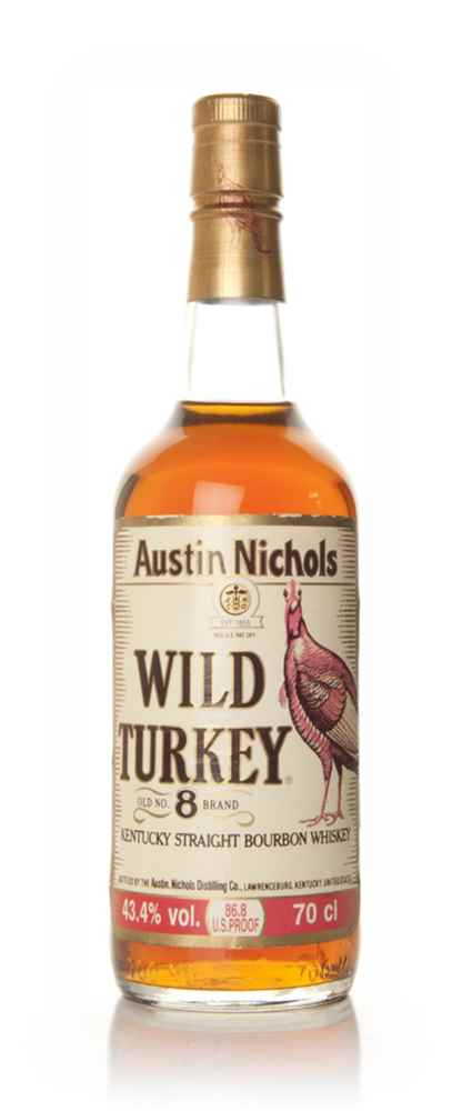 Wild Turkey Kentucky Bourbon - 1990s