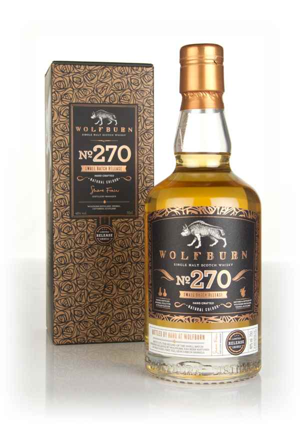 Wolfburn Batch No.270