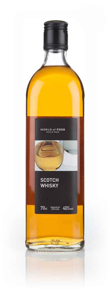 World of Food Scotch Whisky (House of Fraser)