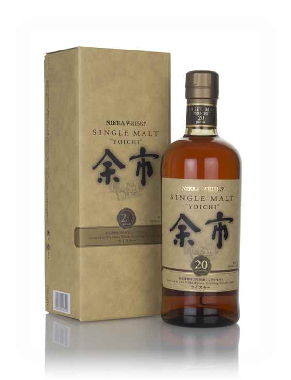 Yoichi 20 Year Old (Old Bottling)