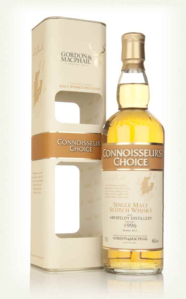 Aberfeldy 1996 - Connoisseurs Choice (Gordon and MacPhail)