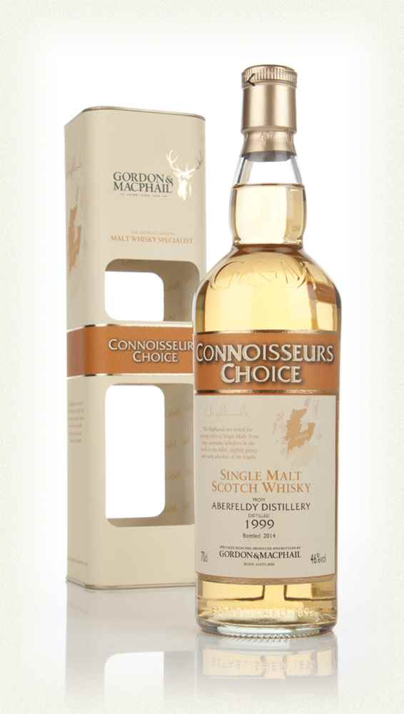 Aberfeldy 1999 (bottled 2014) - Connoisseurs Choice (Gordon & Macphail)