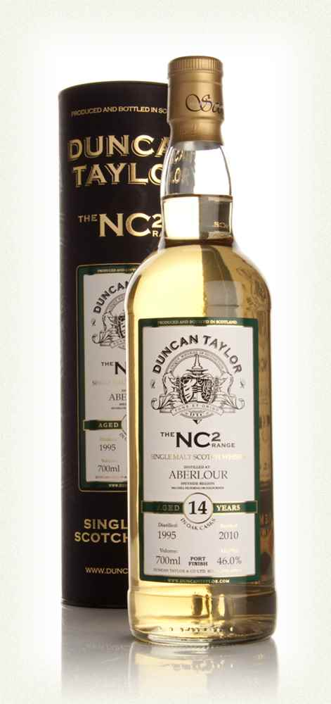 Aberlour 14 Year Old 1995 - NC2 (Duncan Taylor)