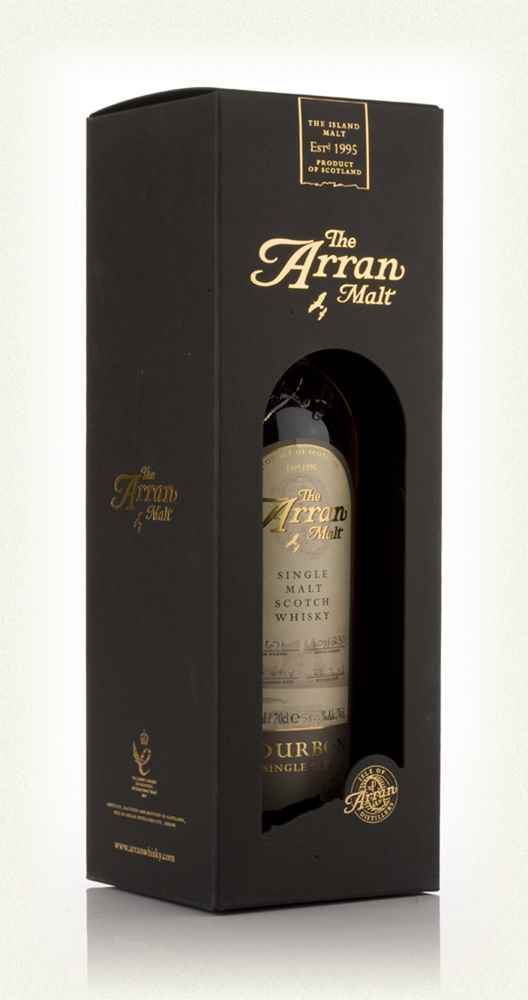Arran Bourgogne Cask Finish