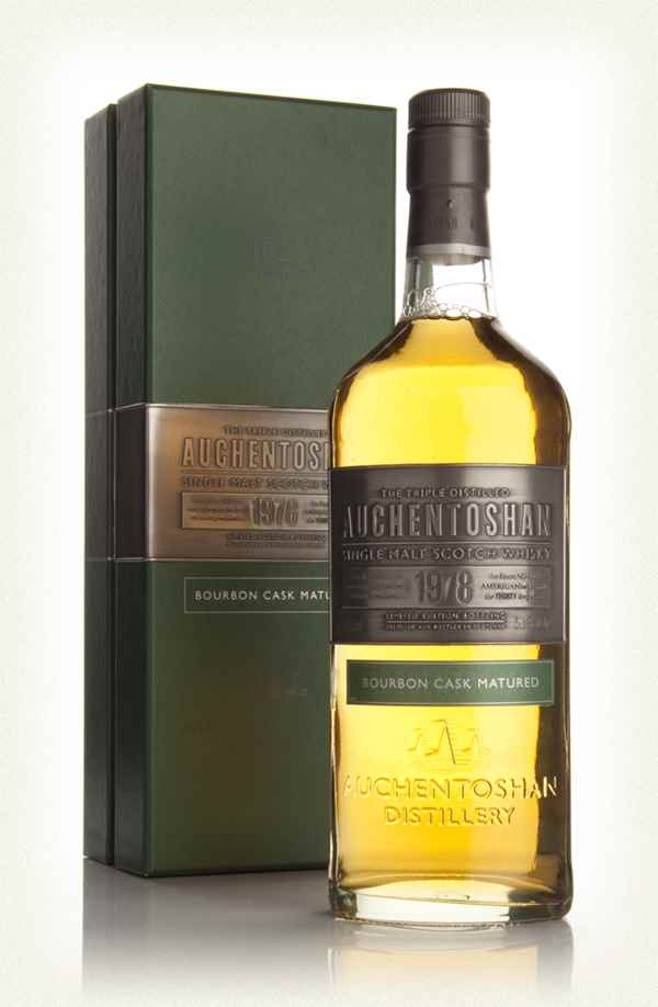Auchentoshan 30 Year Old 1978 Bourbon Cask Matured