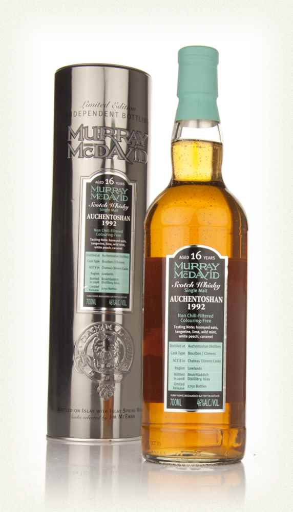 Auchentoshan 16 Year Old 1992 (Murray McDavid)