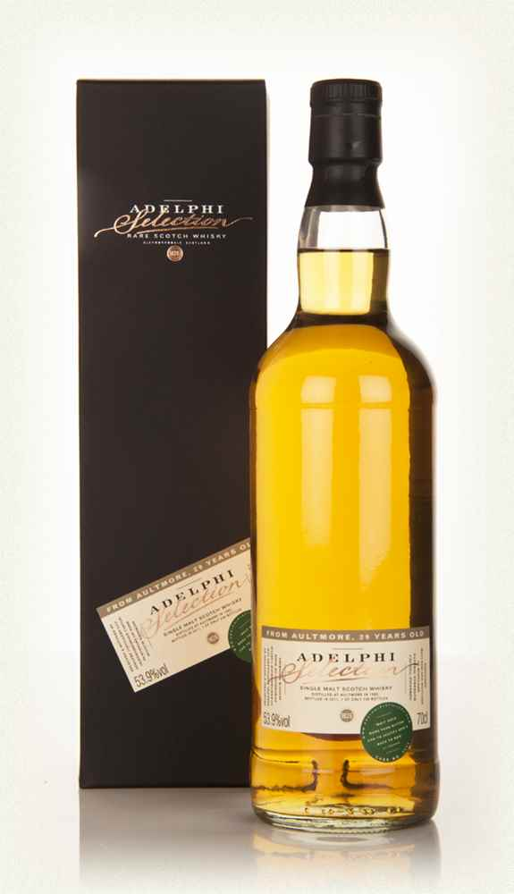 Aultmore 29 Year Old 1982 (Adelphi)