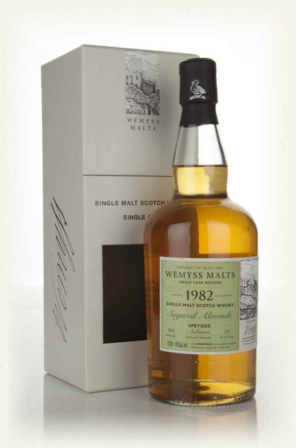 Sugared Almonds 1982 - Wemyss Malts (Aultmore)
