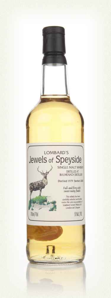 Balmenach 1979 - Jewels of Speyside (Lombard)