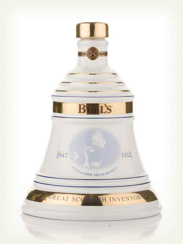 Bell's 2001 Christmas Decanter