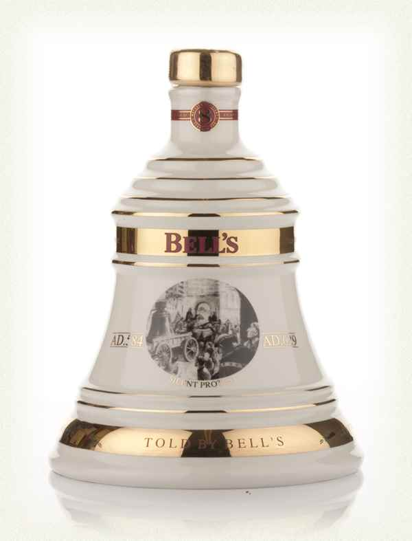 Bell's 2005 Christmas Decanter