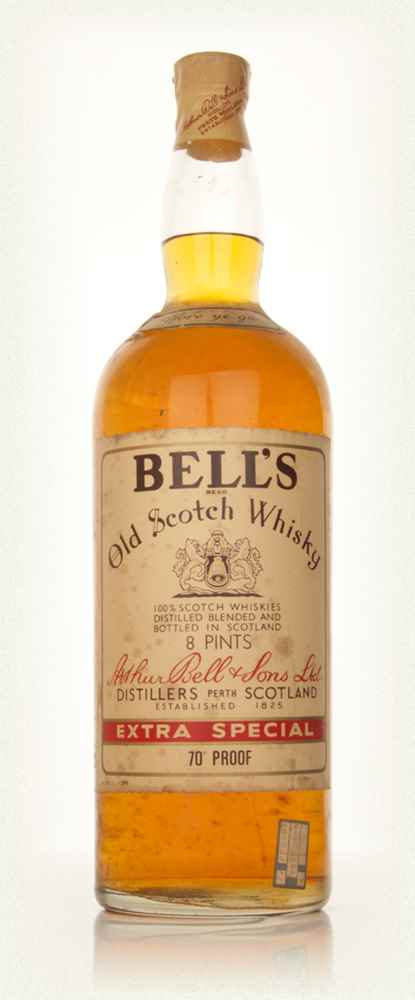 Bell's Blended Scotch Whisky 4.5l - 1970s