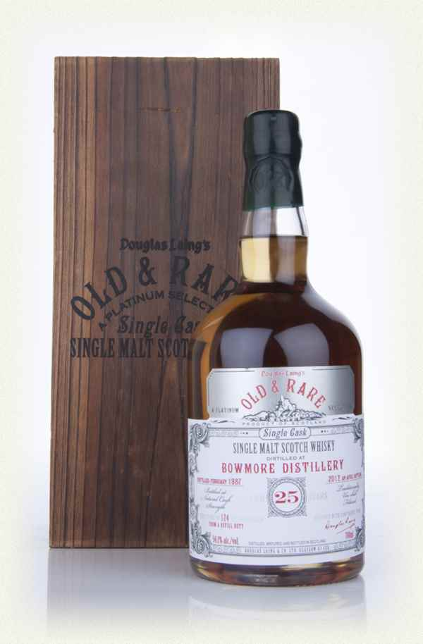 Bowmore 25 Year Old 1987 - Old and Rare (Douglas Laing)