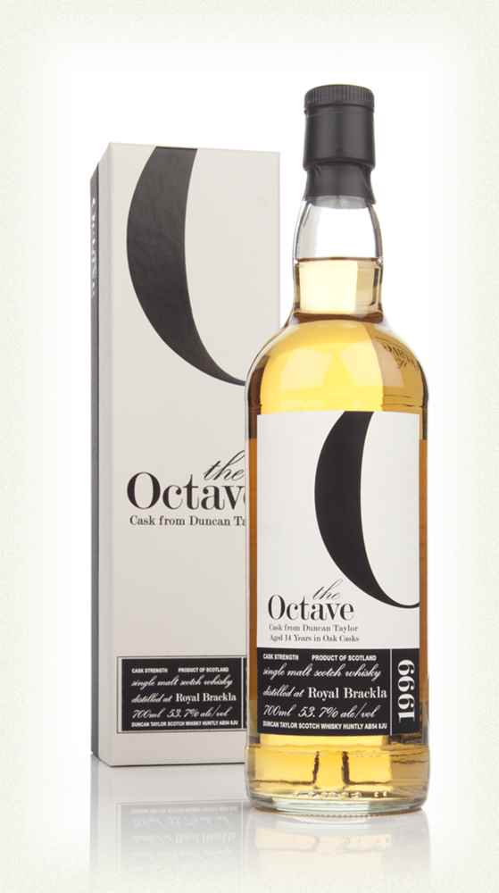 Royal Brackla 14 Year Old 1999 (cask 936292)  - The Octave (Duncan Taylor)