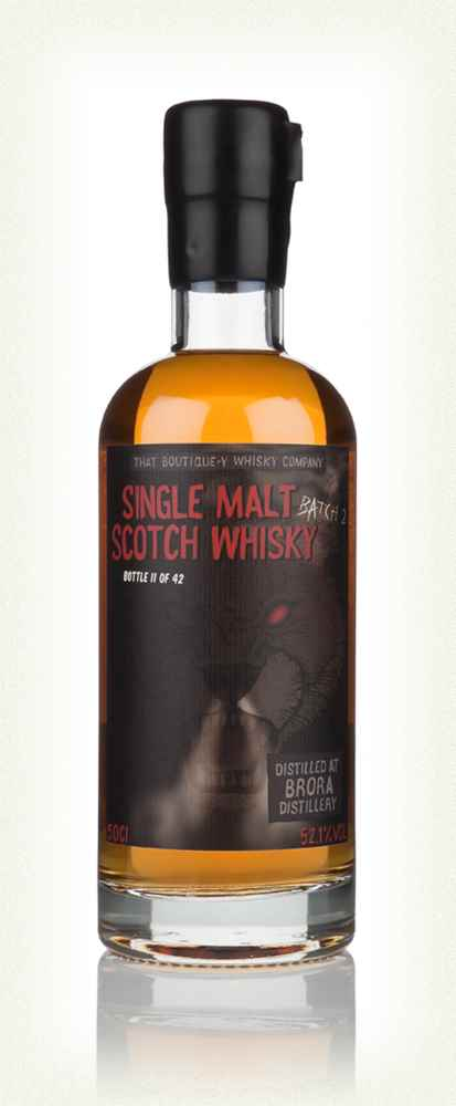 Brora - Batch 2 (That Boutique-y Whisky Company)