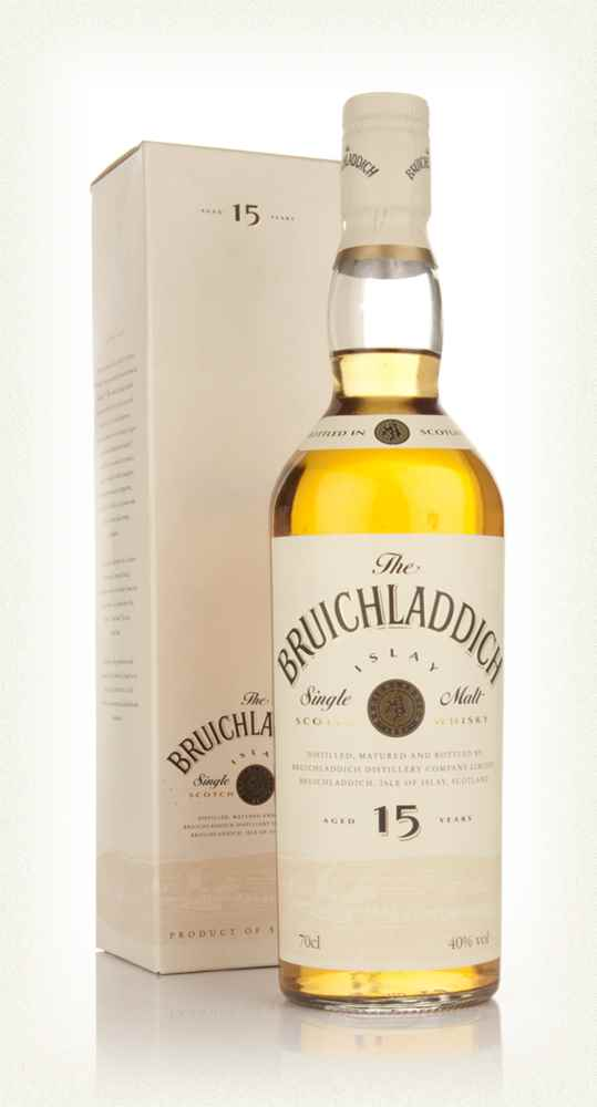 Bruichladdich 15 Year Old (1990s Bottling)