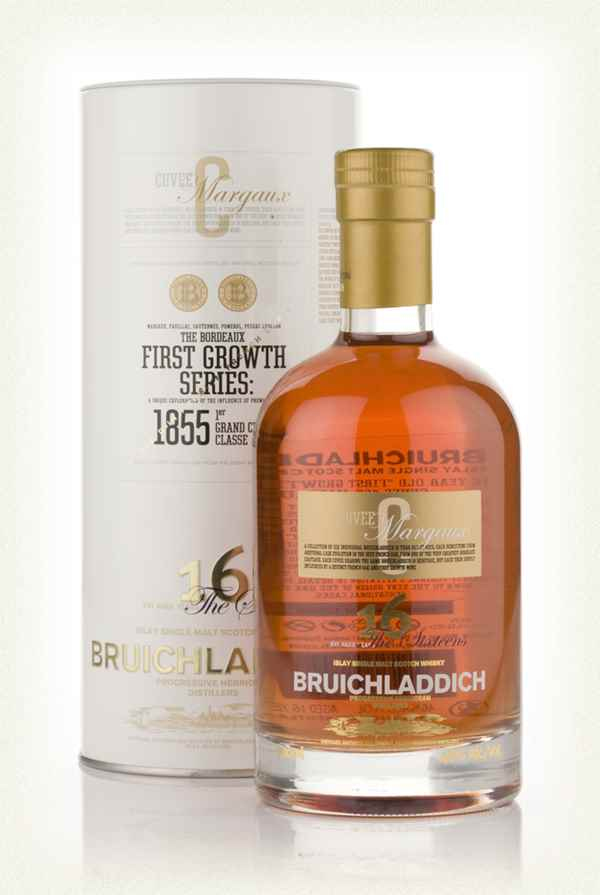 Bruichladdich First Growth Cuvée C: Margaux (Chateau Margaux) 16 Year Old