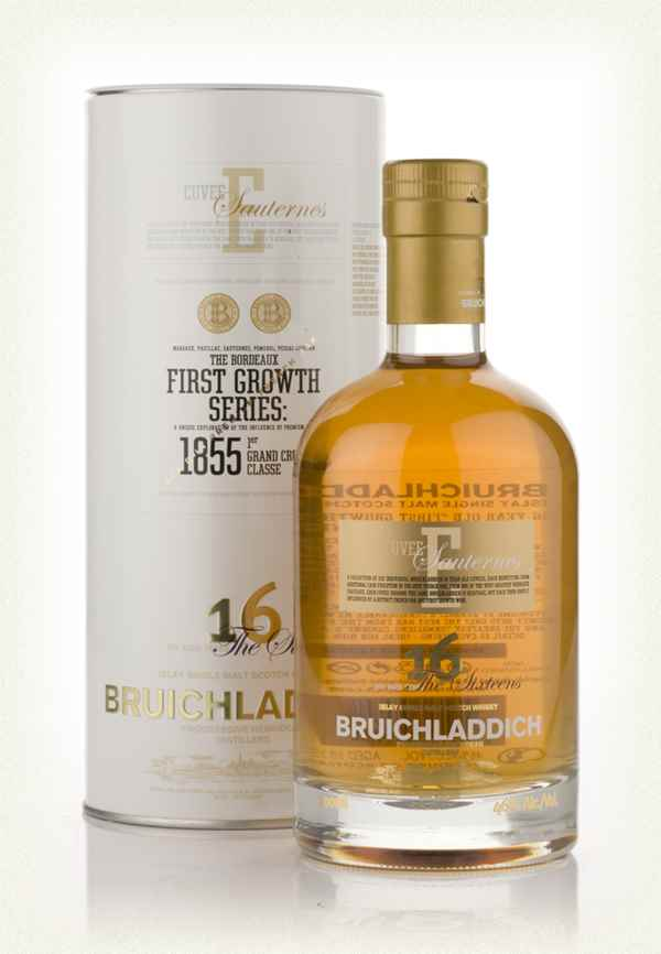 Bruichladdich First Growth Cuvée E: Sauternes (Chateau D'Yquem) 16 Year Old