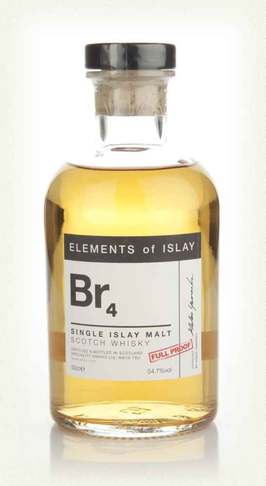 Br4 - Elements of Islay (Bruichladdich)