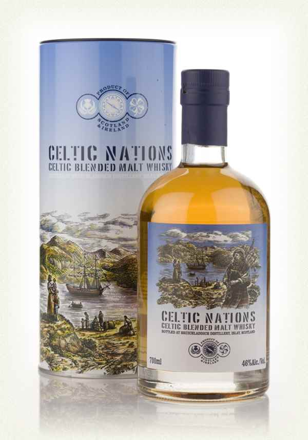 Celtic Nations from Bruichladdich and Cooley