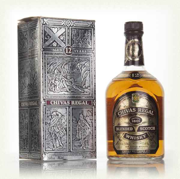 Chivas Regal 12 Year Old - 1970s