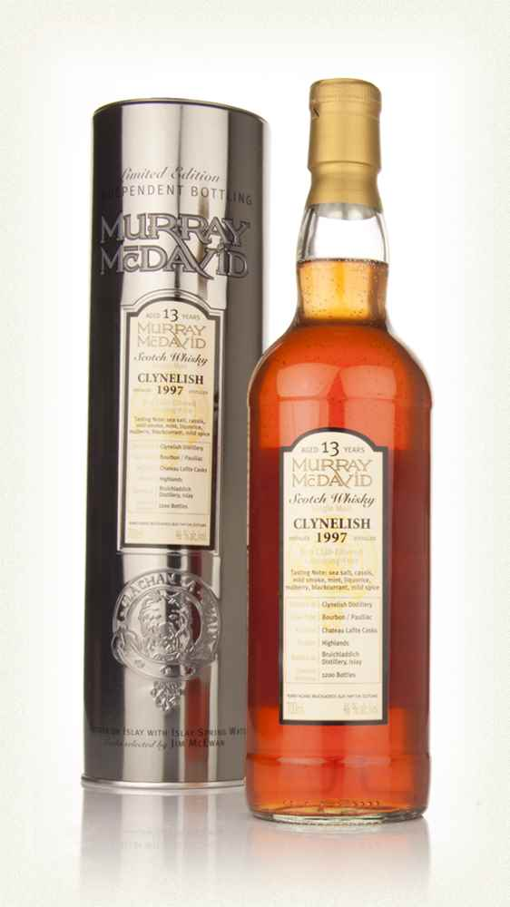 Clynelish 13 Year Old 1997 (Murray McDavid)