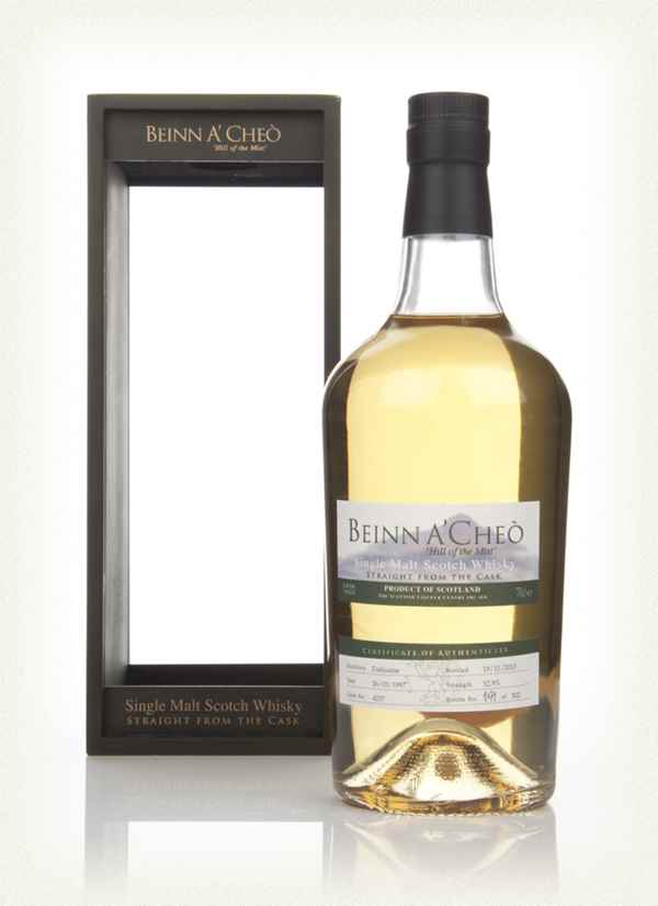 Dailuiane 1997 (cask 4237) - Beinn a'Cheò (Scottish Liqueur Centre)