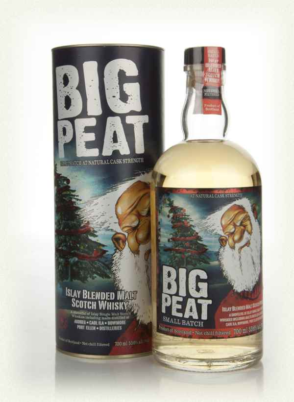Big Peat at Christmas