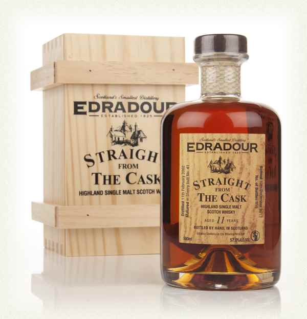 Edradour 11 Year Old 2002 (cask 41) - Straight From The Cask