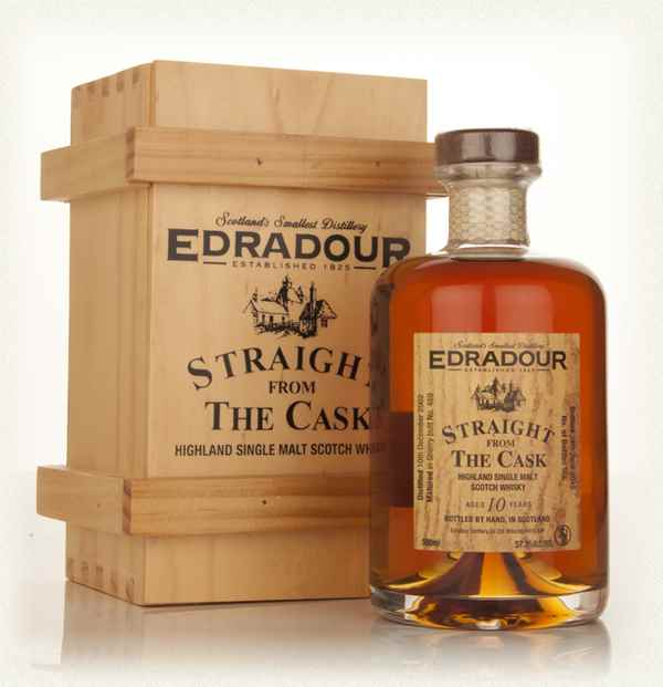 Edradour 10 Year Old 2002 (cask 459) - Straight from the Cask