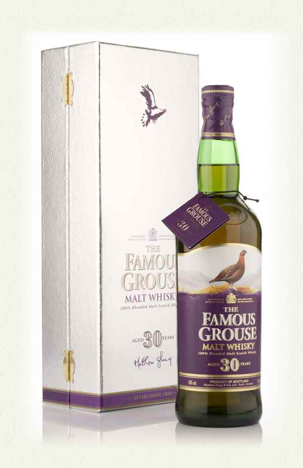 Famous Grouse 30 Year Old