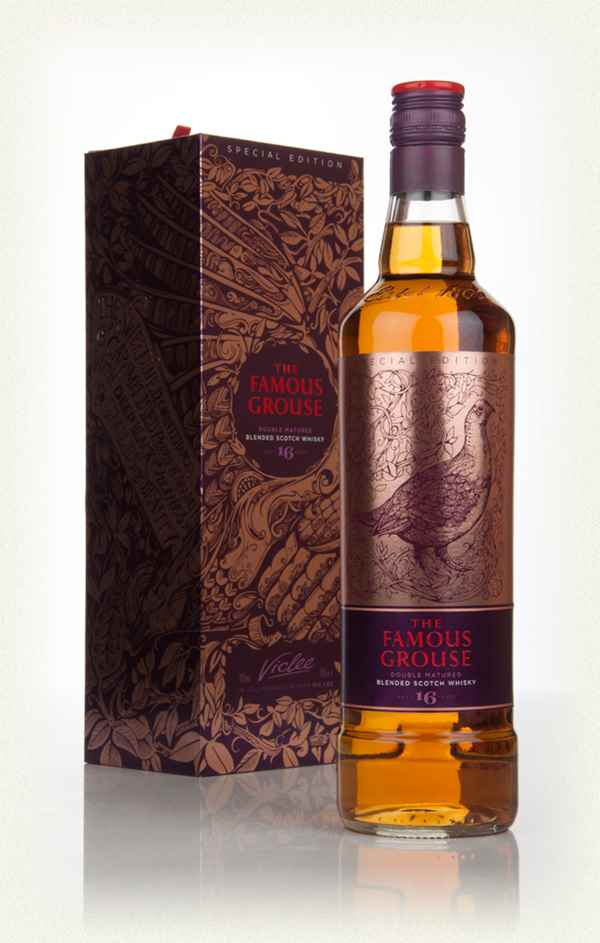 Famous Grouse 16 Year Old Double Matured