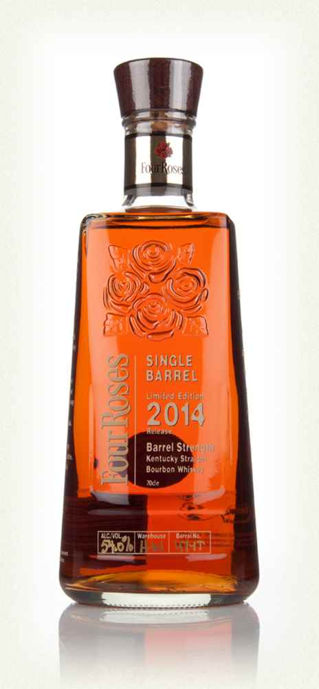 Four Roses Single Barrel - 2014 (54.0%)