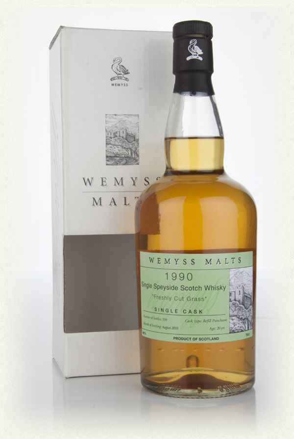 Freshly Cut Grass 1990 - Wemyss Malts (Mortlach)