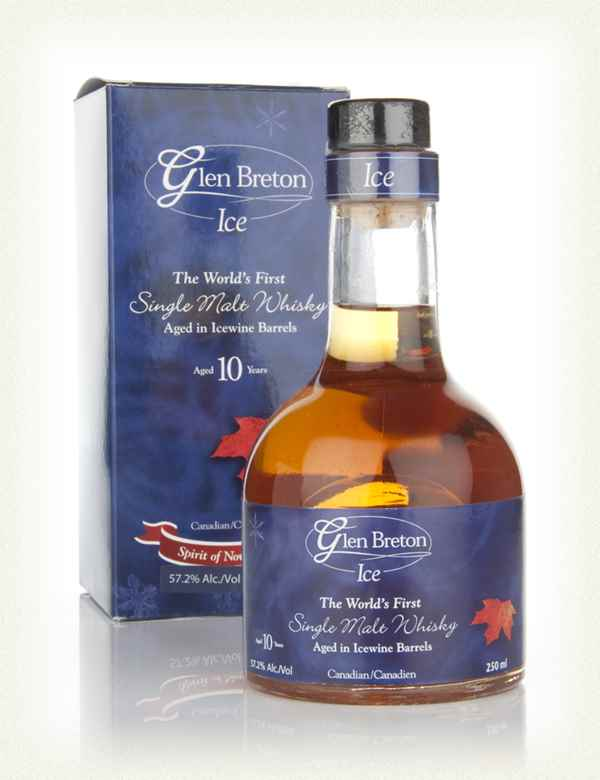 Glen Breton Ice 10 Year Old