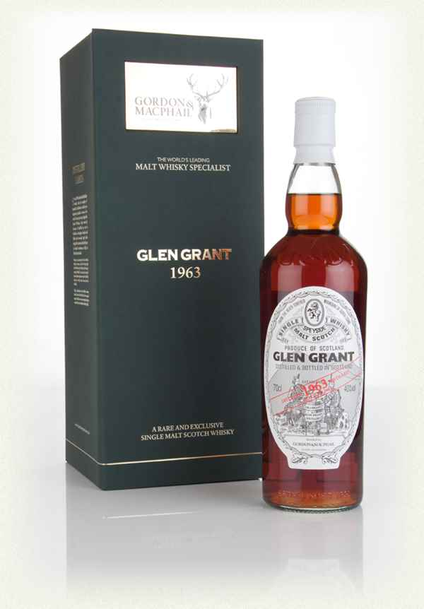 Glen Grant 1963 (Gordon and MacPhail)