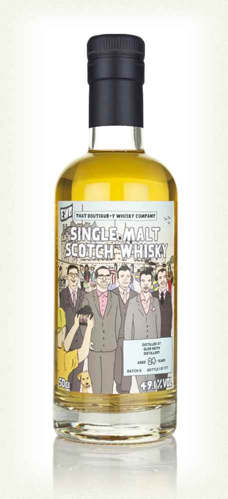 Glen Keith - Batch 2 (That Boutique-y Whisky Company)