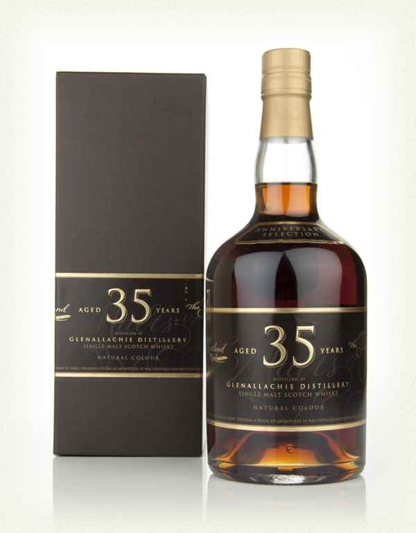 Glenallachie 35 Year Old - Anniversary Selection (Speciality Drinks)