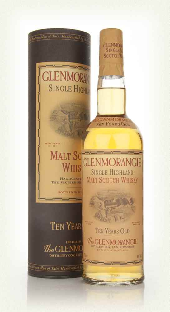 Glenmorangie Original in Tin (Old Bottling)