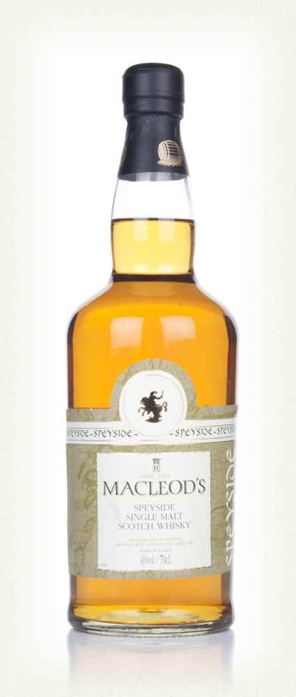 Macleod's Speyside Single Malt (Ian Macleod)