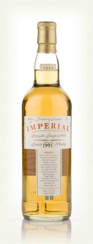 Imperial 1991 - Gordon and MacPhail