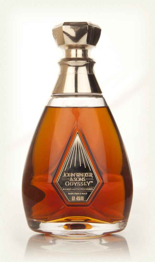 John Walker & Sons Odyssey (Johnnie Walker) (Without Presentation Box)