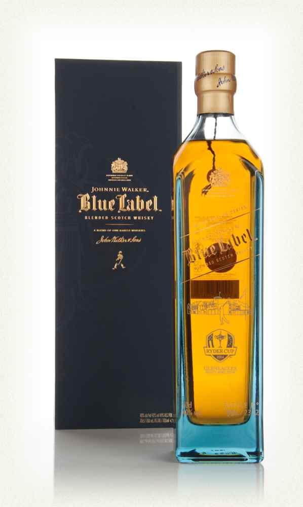Johnnie Walker Blue Label Ryder Cup Limited Edition