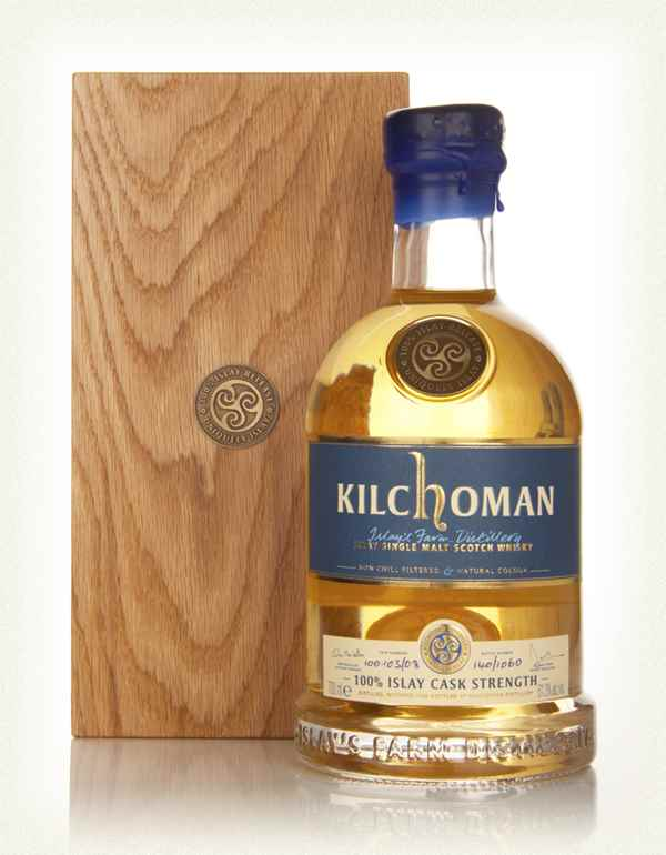 Kilchoman 100% Islay Cask Strength