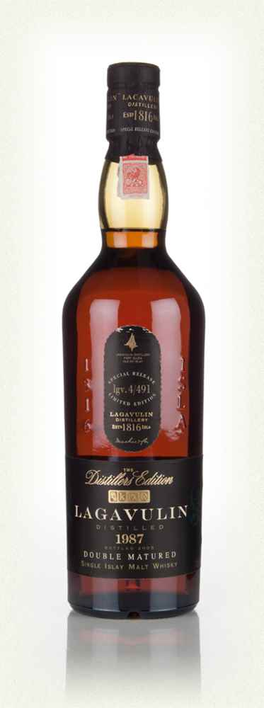Lagavulin 1987 (bottled 2003) Pedro Ximénez Cask Finish - Distillers Edition
