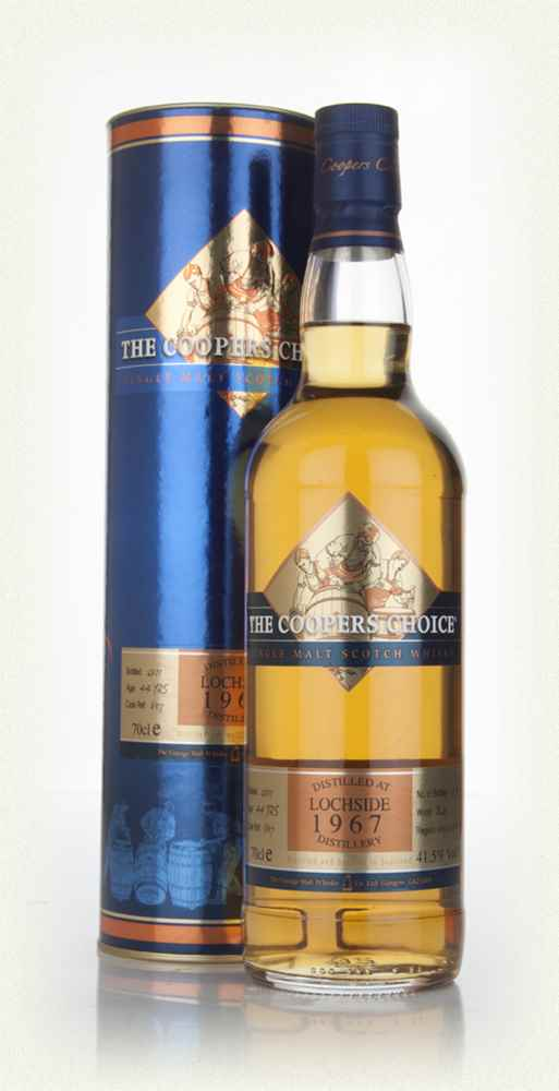 Lochside 44 Year Old 1967 (cask 807) - The Coopers Choice (The Vintage Malt Whisky Co.)