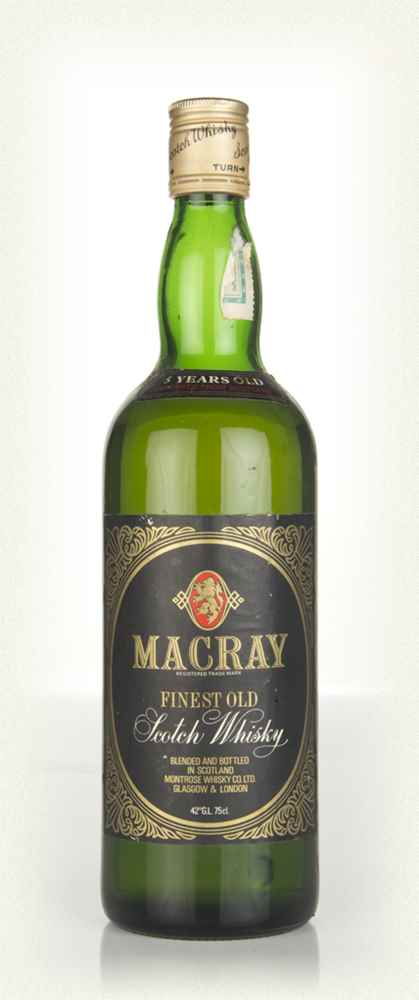 Macray 5 Year Old - 1970s