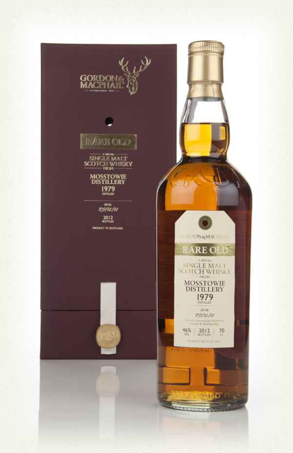 Mosstowie 1979 (Lot No. RO/12/01) - Rare Old (Gordon & MacPhail) (bottled 2012)