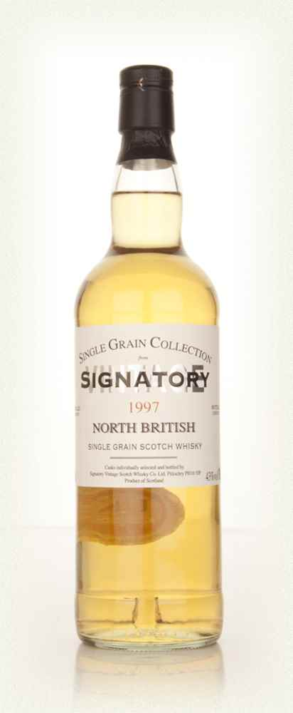 North British 1997 - Single Grain Collection (Signatory)